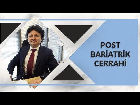 Post Bariatrik Cerrahi – Op Dr. Onurkan İdacı