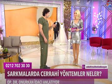 Star TV – Sabahın Sultanı Seda Sayan Programı | Op. Dr. Onurkan İdacı